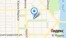 Olya Pershina на карте