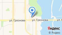 Velony на карте