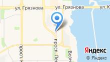 АВС-Моторс на карте