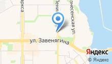 LavkaGSM на карте