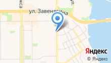 Комплексный центр социального обслуживания населения Орджоникидзевского района на карте