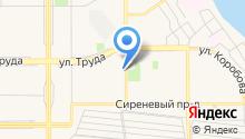 Автоинлайн Магнитогорск на карте