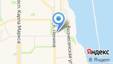 Магнитогорский государственный технический университет им. Г.И. Носова на карте