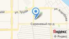 M-Servis на карте