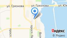 Автоград, ООО, автосалон Jeep, FIAT на карте