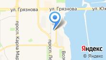 Citroen Автоград на карте