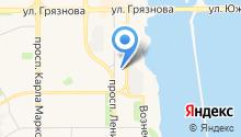 UZDAEWOO Магнитогорск на карте