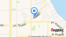 Авиатранс на карте