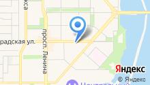 Салон сумок российских фабрик на карте