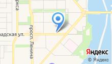 Адвокатский кабинет Максимова Е.Ю. на карте