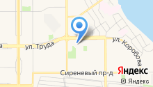 GROT на карте