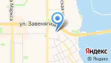 Евразия-Avto на карте