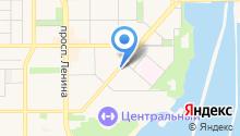 Урал Лес на карте