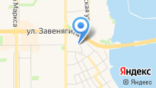 NSP на карте