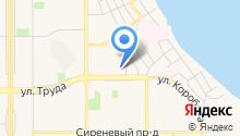 Центр тонирования автостекол на карте