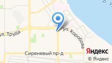 АИБ ЧЕЛЯБИНВЕСТБАНК на карте