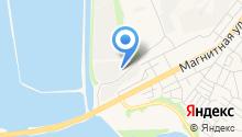 Азимут4x4 на карте