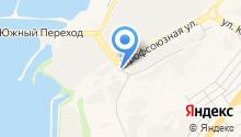 АЗС Бетонстрой на карте