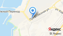 АЗС Профит на карте