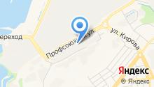 АВТОЦЕНТР ЕВРОПА на карте