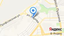 Кировская автомойка на карте