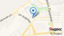 Авторазборка 555 на карте