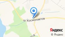 АЗС Ю-ОЙЛ на карте