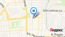 Адвокатский кабинет Урываева В.И. на карте