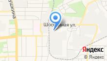 OMAX на карте
