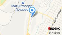 ТМСервис на карте