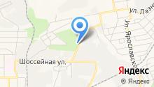 АГЗС М газ на карте