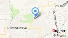 АЗС Лукойл-Уралнефтепродукт №74166 на карте