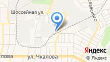 АВАНТА Строй на карте