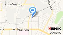 АВТОРАЗБОР 111 на карте