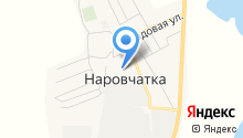 Наровчатская среднеобразовательная школа на карте