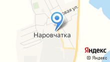 Администрация Наровчатского сельского поселения на карте