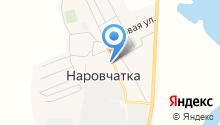 Продуктовый магазин на Кооперативной на карте