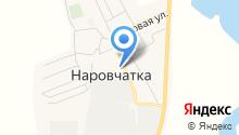 Наровчатское, МП на карте