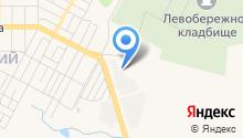 ПетроМастер на карте
