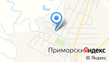 Совет депутатов Приморского сельского поселения на карте