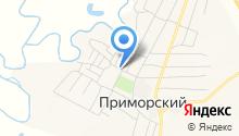 Продуктовый магазин на Клубной, 13 на карте