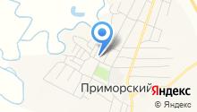 Хуторок, продовольственный магазин на карте