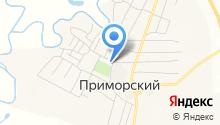 Шиномонтаж, мастерская на карте