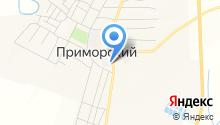 Придорожный, продовольственный магазин на карте