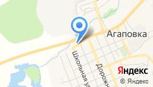 Антикризисный магазин на карте