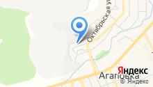 Агаповский сельский дом культуры на карте