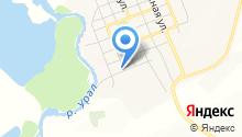 Агаповская центральная районная больница на карте