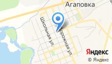 Прокуратура Агаповского района на карте