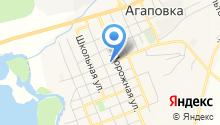 Управление финансов Агаповского района на карте