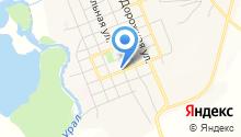 ЗАГС Агаповского района на карте